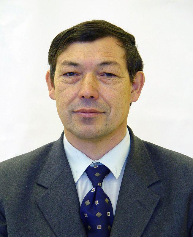 Шагалиев Рашит Мирзагалиевич